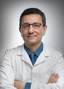 Ehab Saleh MD